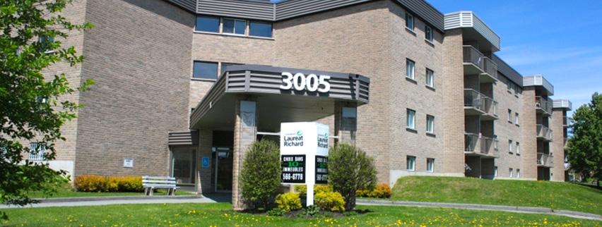 3005, rue Richard, Sherbrooke - Logements Lauréat Richard