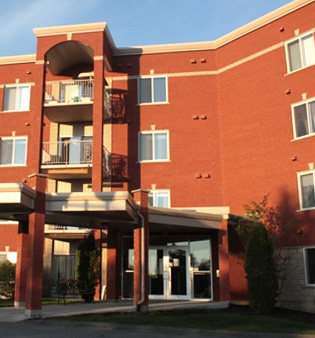 Logements à louer à Sherbrooke 3200 rue Richard