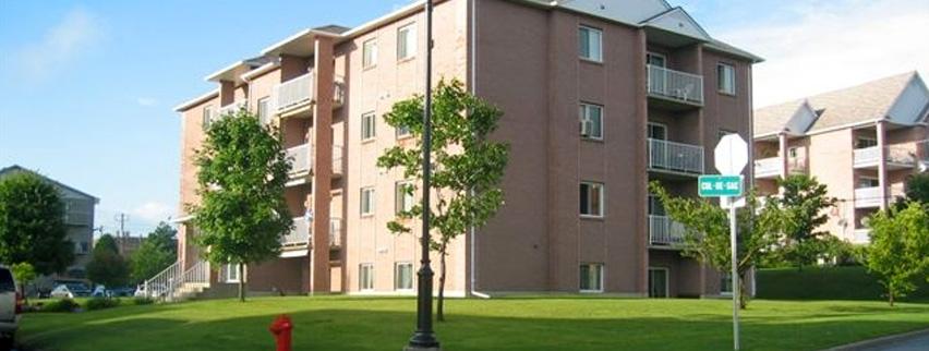 3450, rue Des Chênes, Sherbrooke - Logements Lauréat Richard