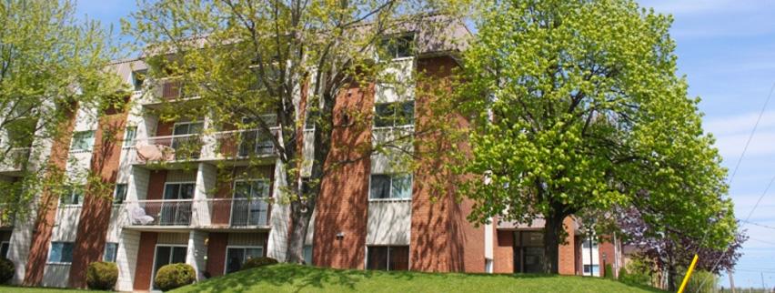 655, rue McGegor, Sherbrooke - Logements Lauréat Richard