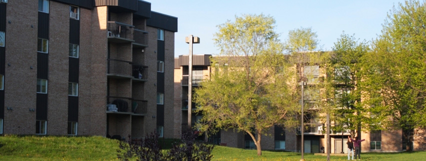 720, rue McGegor, Sherbrooke - Logements Lauréat Richard