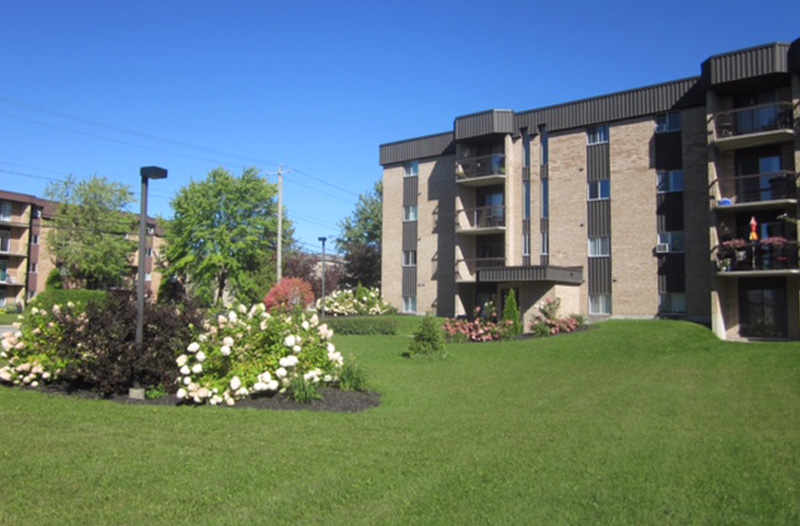 720, rue McGregor, Sherbrooke - Logements Lauréat Richard