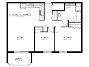 Appartement à louer - Le Plateau Richard - 4½