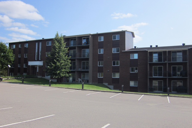 610, rue McGregor, Sherbrooke - Logements Lauréat Richard